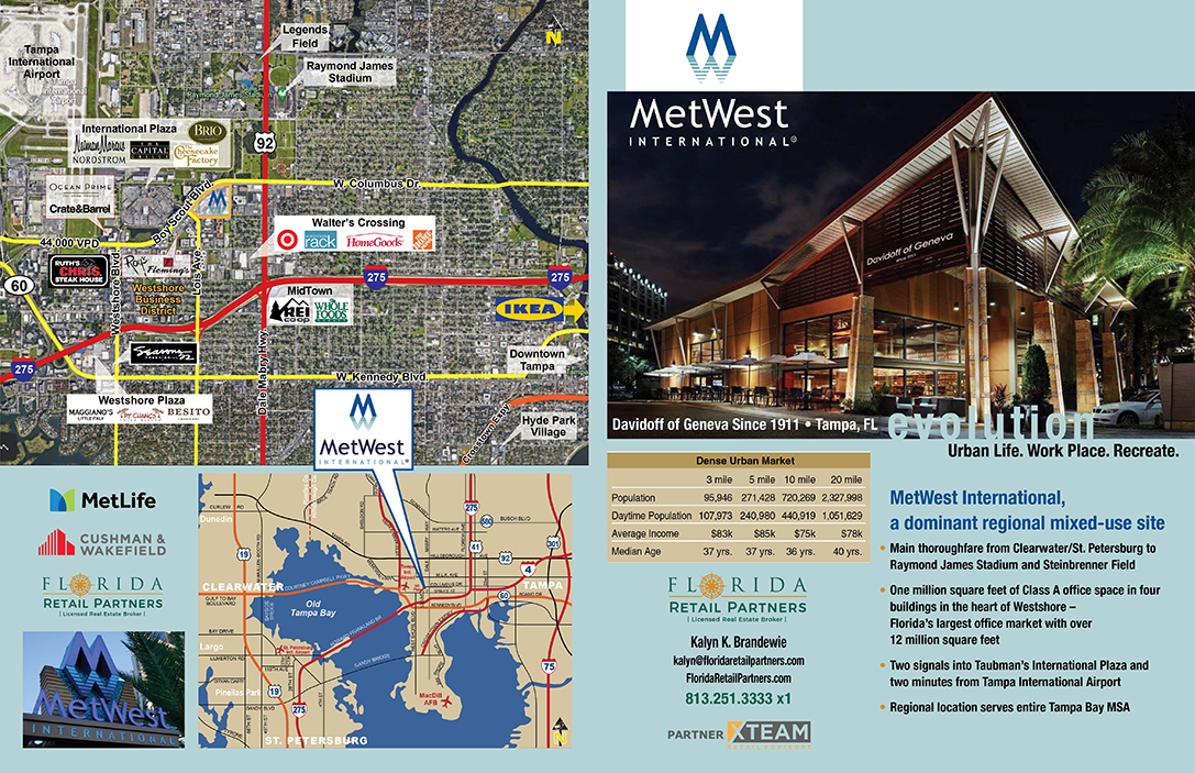 MetWest Mixed-Use Project - Page 1